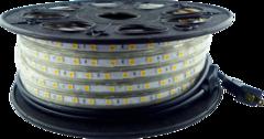 Manguera de led 25 metros luz de dia 5050 smd 127v ip65